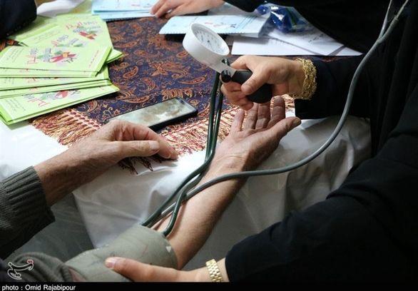 ارائه خدمات بهداشتی ـ درمانی برای شرکتکنندگان راهپیمایی ۱۳ آبان
