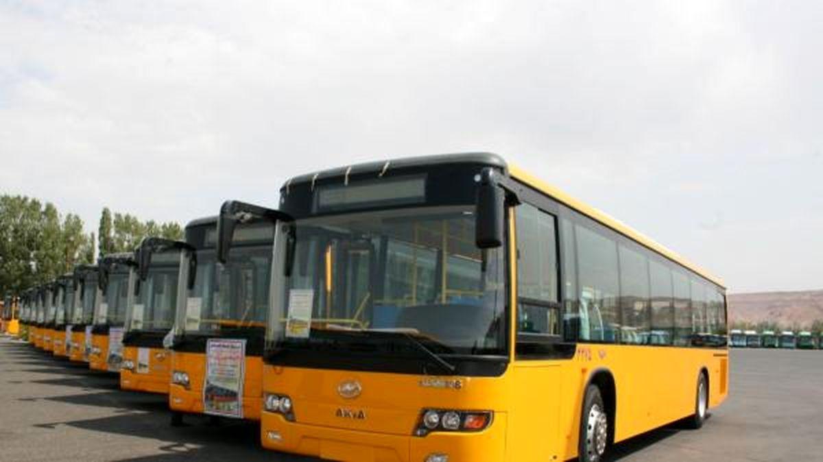 بستن پنجرههای اتوبوس ممنوع است