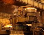 تولید فولاد ایران ۴ درصد رشد کرد