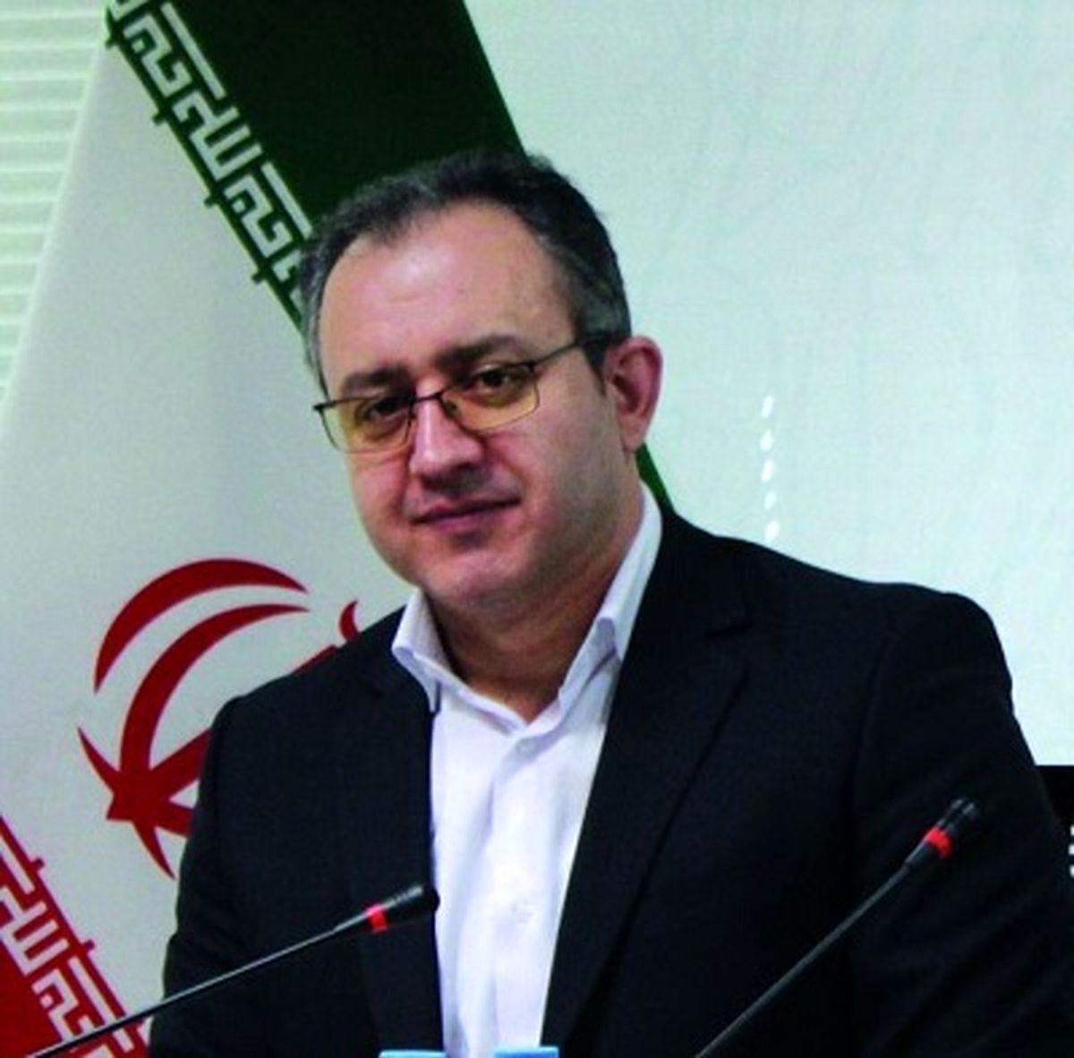 مدیر عامل جدید بیمه ایران معین انتخاب شد