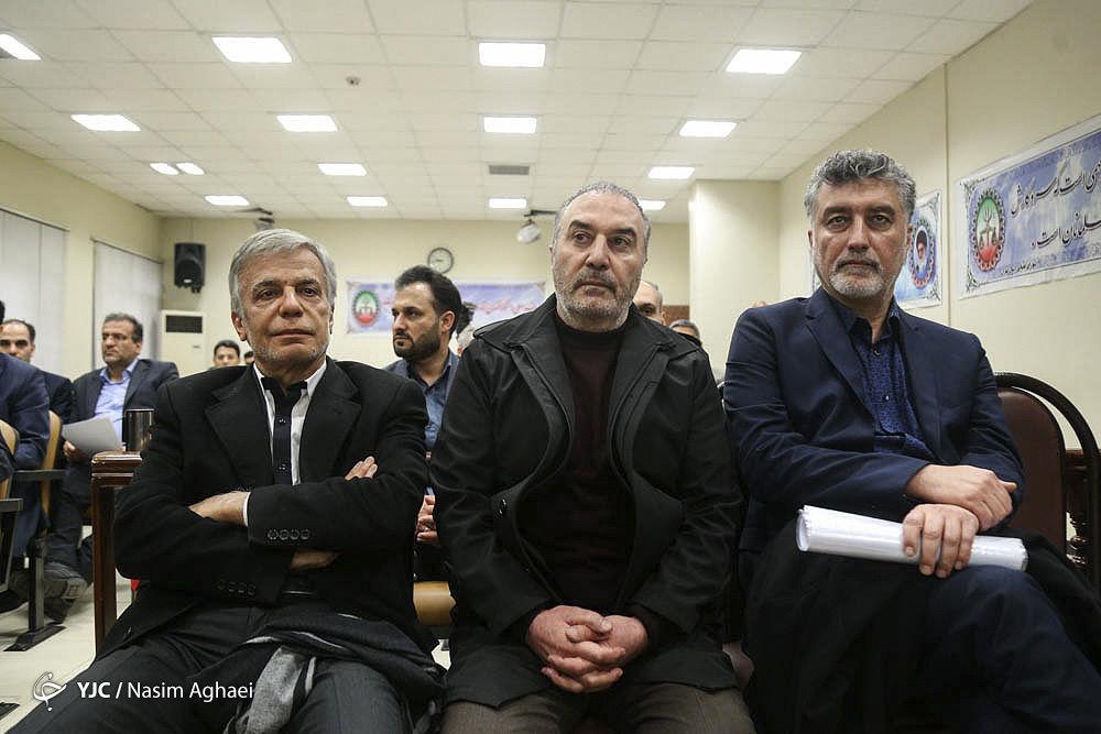 متهمان بزرگترین پرونده اختلاس سال ۹۸ پای میز محاکمه آمدند/ دو پرونده فساد اقتصادی برای عباس ایروانی