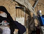 تست سلامت ساکنین و ضدعفونی منازل کوره های آجر پزی تهران با تجهیزات اهدایی سام سرویس