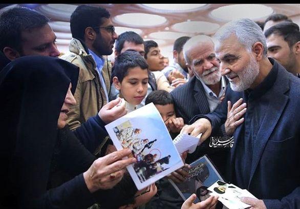 لغو مراسم وداع با حاج قاسم سلیمانی در مصلی تهران