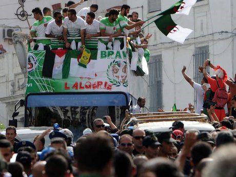 شهرهای فرانسه در تسخیر الجزایریها
