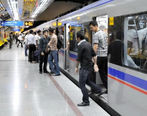 مترو ۲۲ بهمن رایگان است