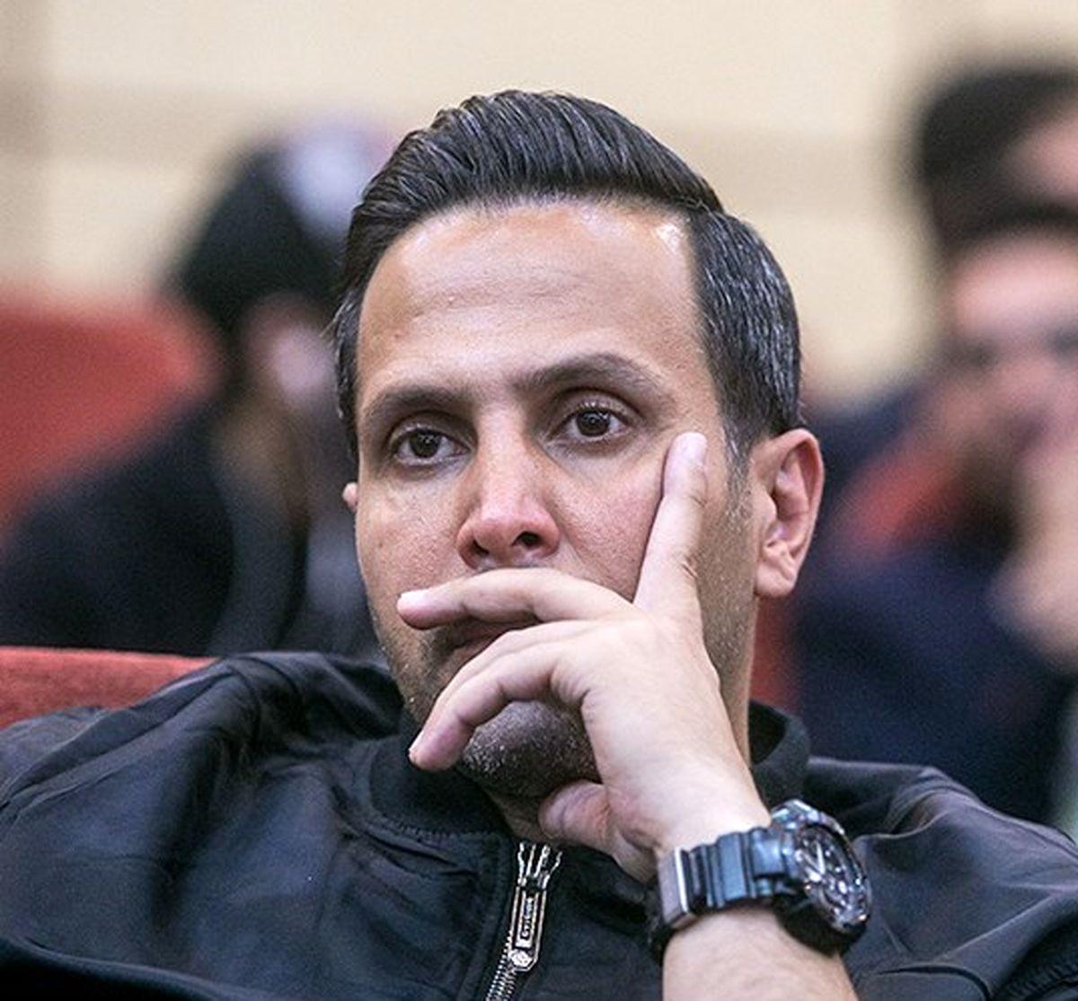 بیوگرافی حامد کاویانپور فوتبالیست ایرانی + تصاویر