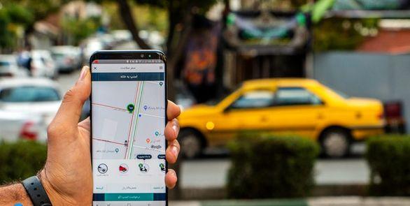 خبر خوش شهرداری به رانندگان تاکسی اینترنتی