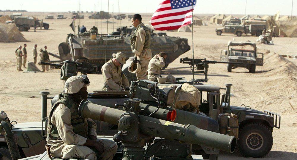 اخبار لحظه به لحظه از حمله امریکا به عراق