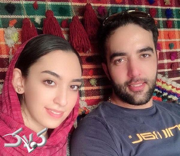 بیوگرافی کامل حامد معدنچی همسر کیمیا علیزاده