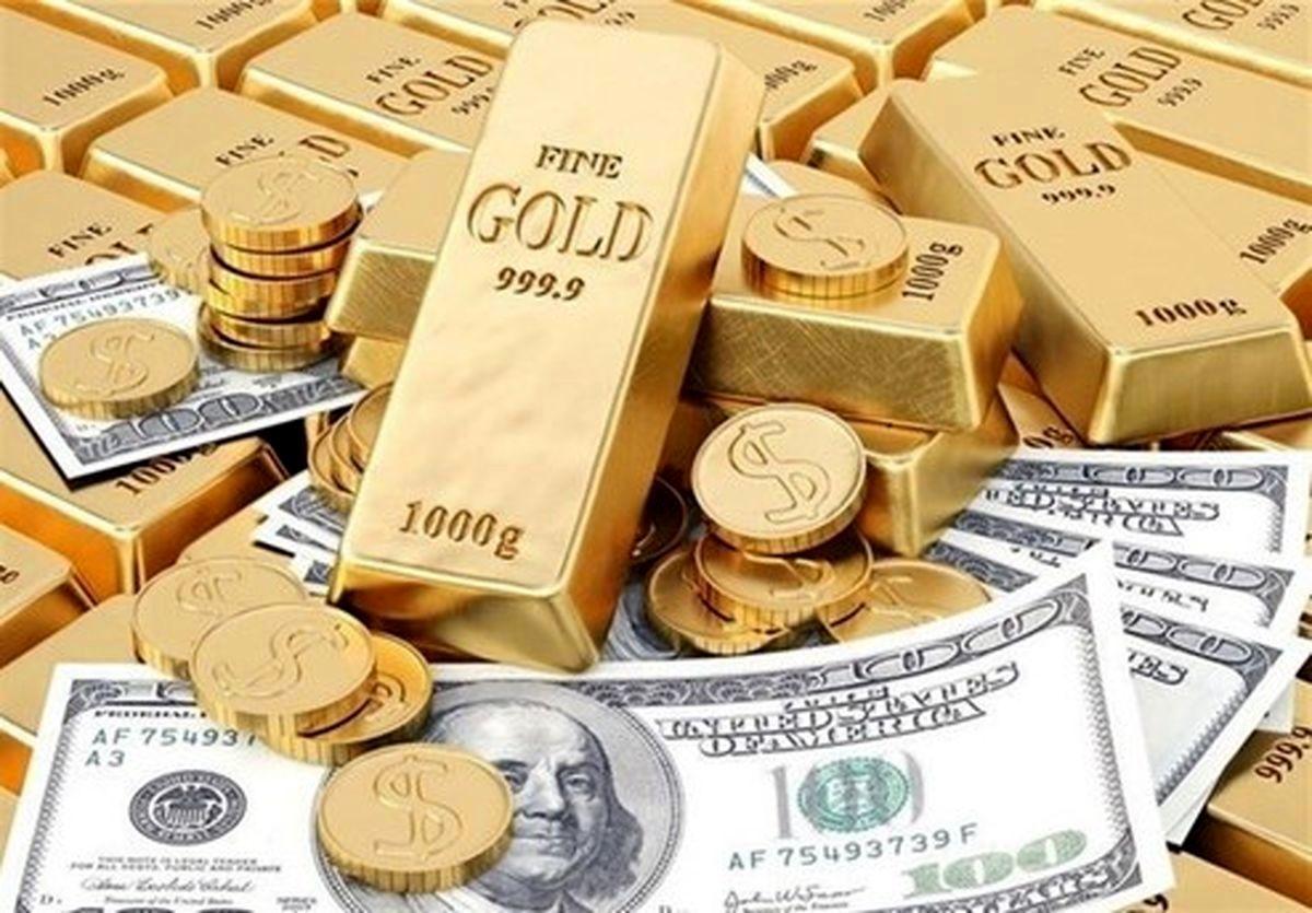 نرخ ارز دلار سکه طلا یورو   شنبه 18 اردیبهشت   1400/2/18