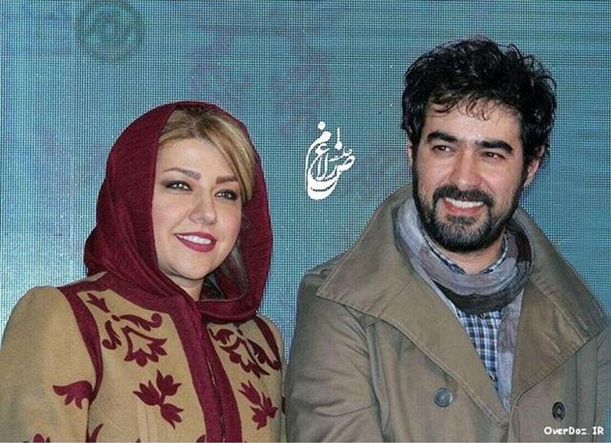 ماجرای طلاق شهاب حسینی از همسرش + عکس