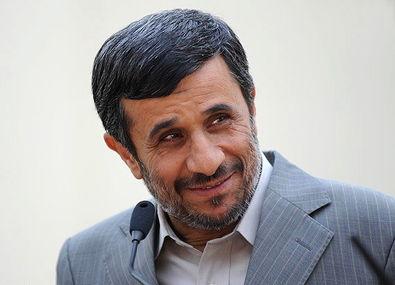 خاطره تلخ احمدی نژاد از بازیگر زن ایرانی + فیلم