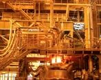 کاهش ۵۰ درصدی مصرف آب در ذوب آهن