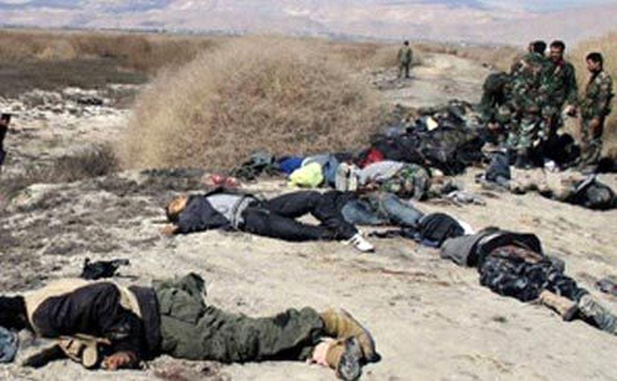 ۲۵ داعشی در حمله نیروهای عراقی کشته شدند