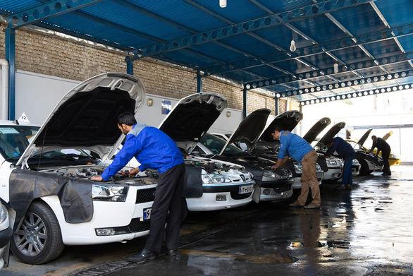 حضور اکیپ های خدمات پس از فروش ایران خودرو در خوزستان و لرستان