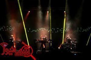 کنسرت گروه «شیلر» در تهران برگزار شد
