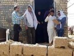 اتمام کارشناسی و ارزیابی خسارت بیمه میهن در مناطق سیل زده خوزستان