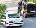 نزاع خونین برای تصاحب زن خیابانی