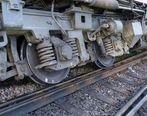 جان باختن یک زن بر اثر برخورد با قطار تهران - مشهد
