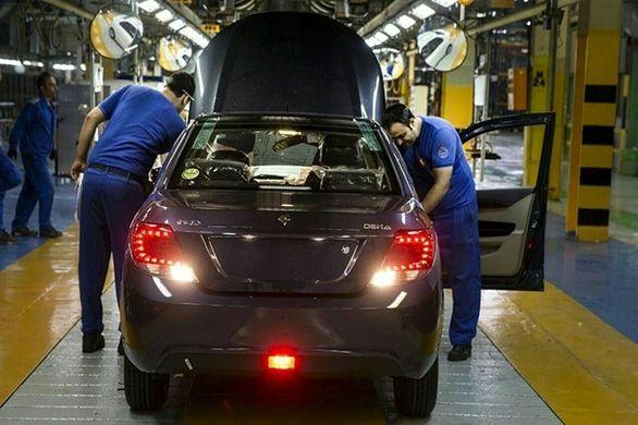 حماسه تولید کارکنان خدوم و متعهد ایران خودرو به بار نشست