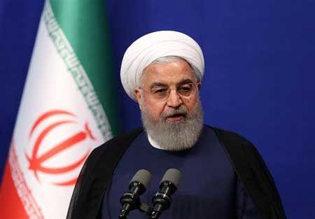 واکنش جالب روحانی به تحریم ظریف توسط امریکا