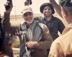 لحظه شهادت حاج قاسم سلیمانی در عراق + فیلم