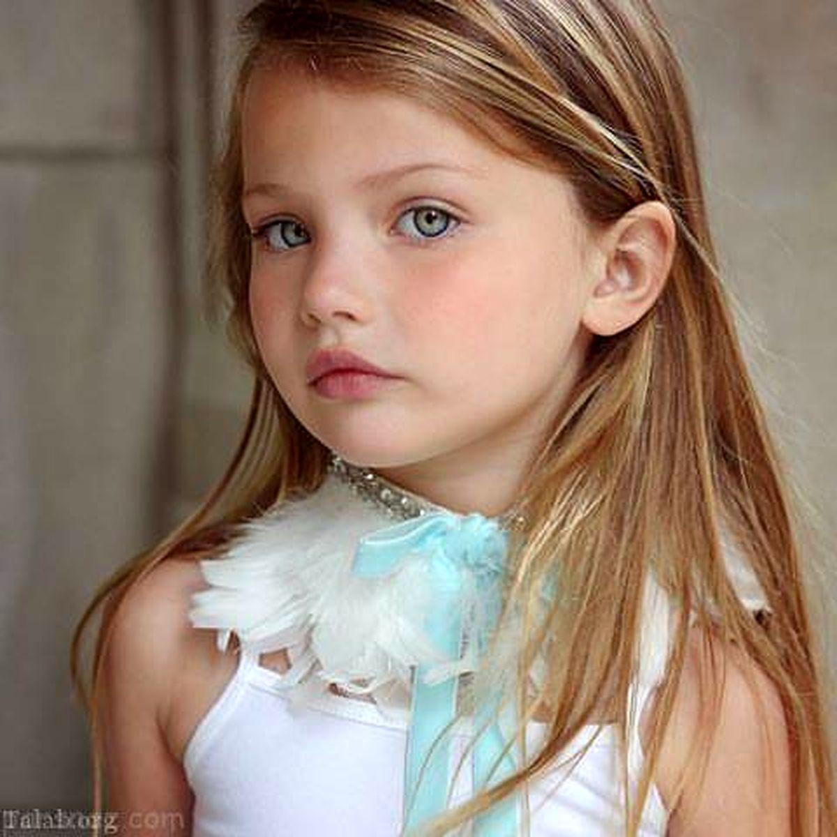 با زیباترین کودکان جهان آشنا شوید!