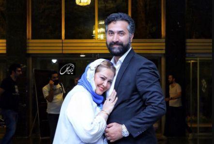 حرکات غیرمنتظره بهاره رهنما و همسرش در کنسرت +عکس