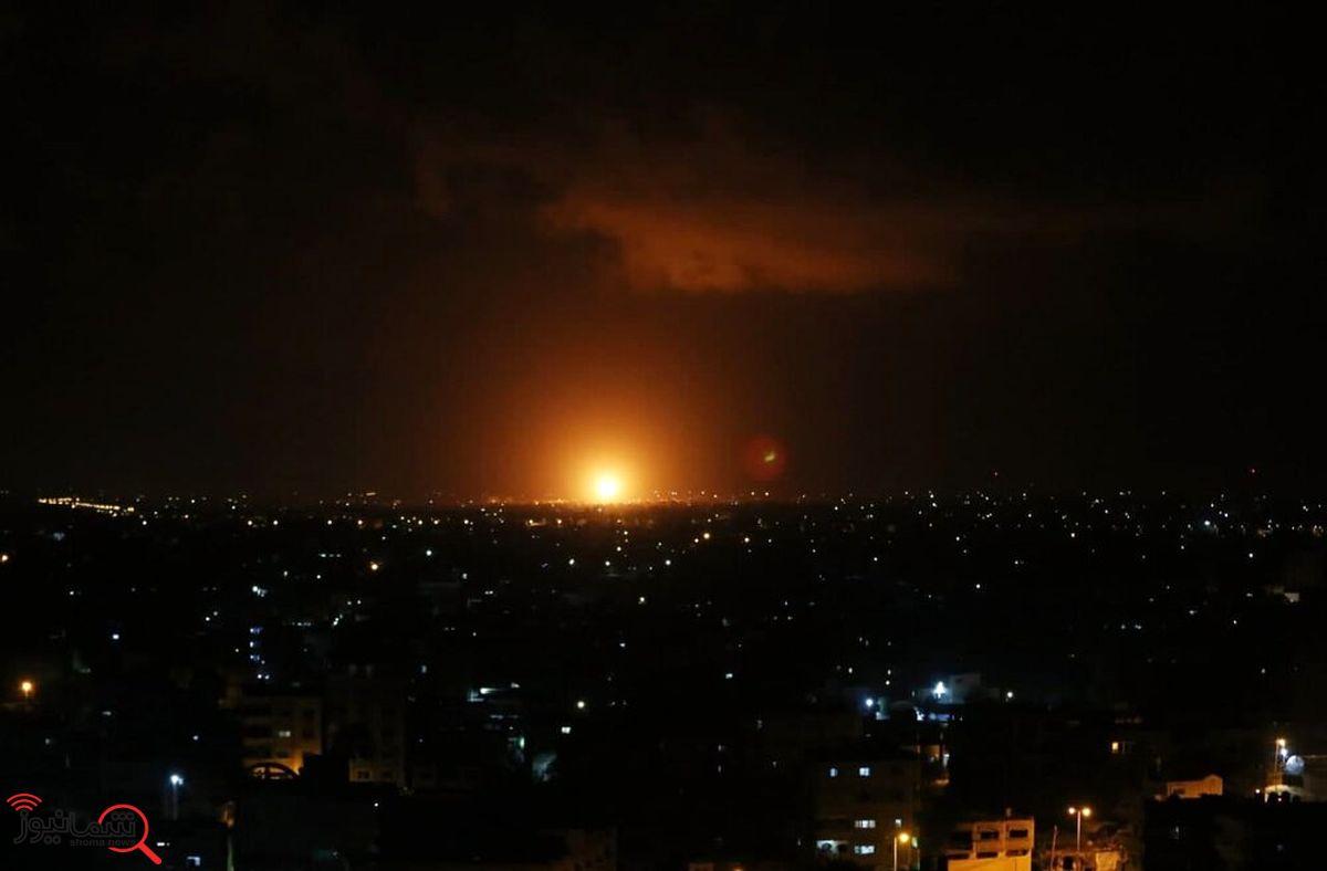 حمله به دیمونا، اسرائیل را لرزاند+فیلم