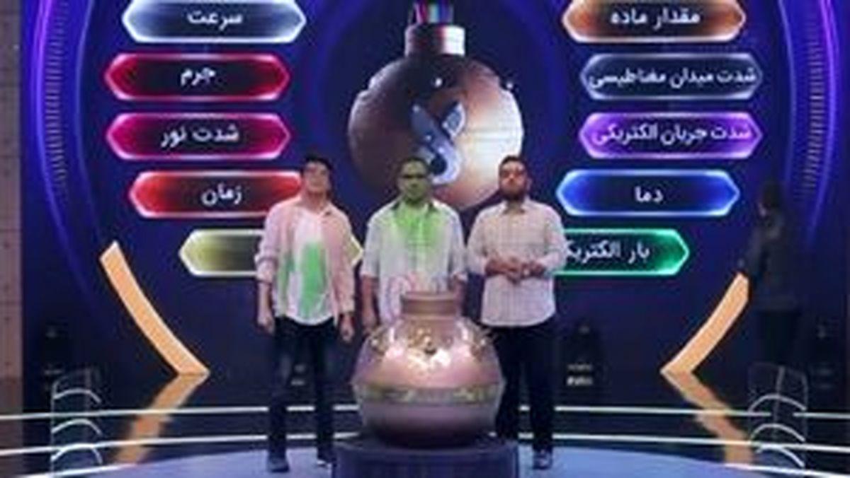 زمان و ساعت پخش مسابقه سیم آخر   ساعت بازپخش مسابقه سیم آخر