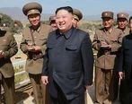 کره شمالی موشک ازمایش کرد + جزئیات