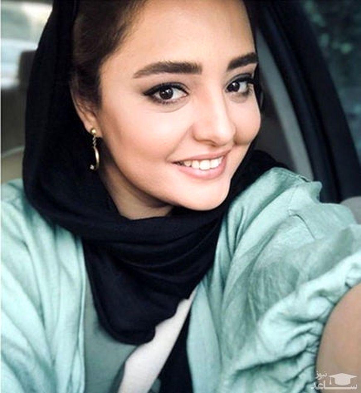 عکس عروسی نرگس محمدی با حجاب ناجور سوژه رسانه ها شد + عکس
