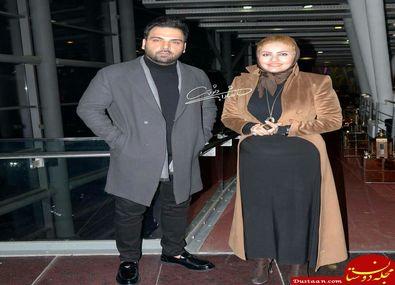 مراسم ازدواج احسان علیخانی و همسرش + بیوگرافی و عکس