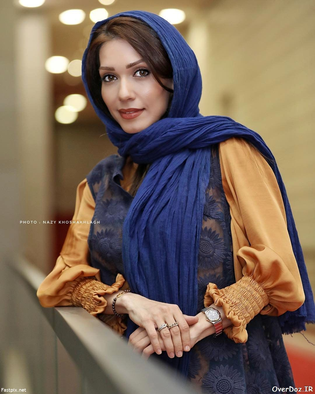 شهرزاد کمال زاده در جشنواره جهانی فیلم فجر