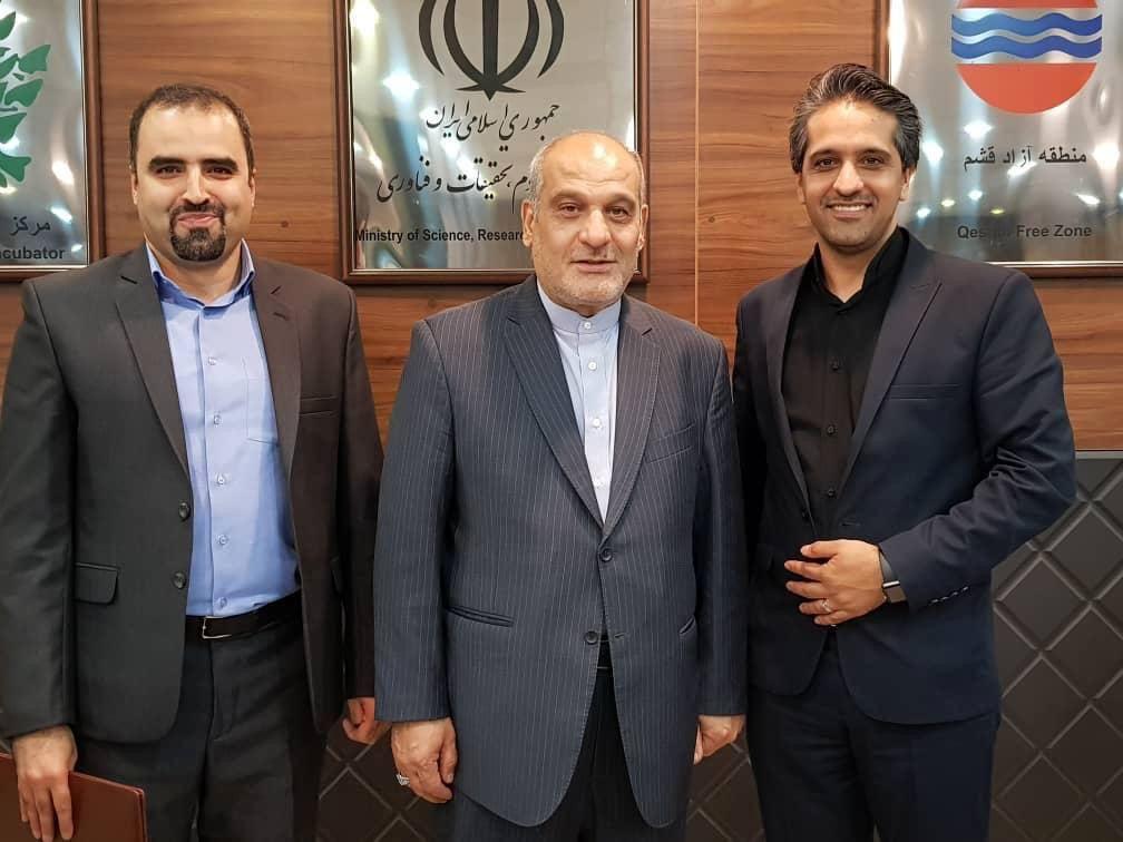 یک انتصاب جدید در سازمان منطقه آزاد قشم