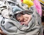 عاقبت نوزاد رهاشده در خیابان چه شد؟