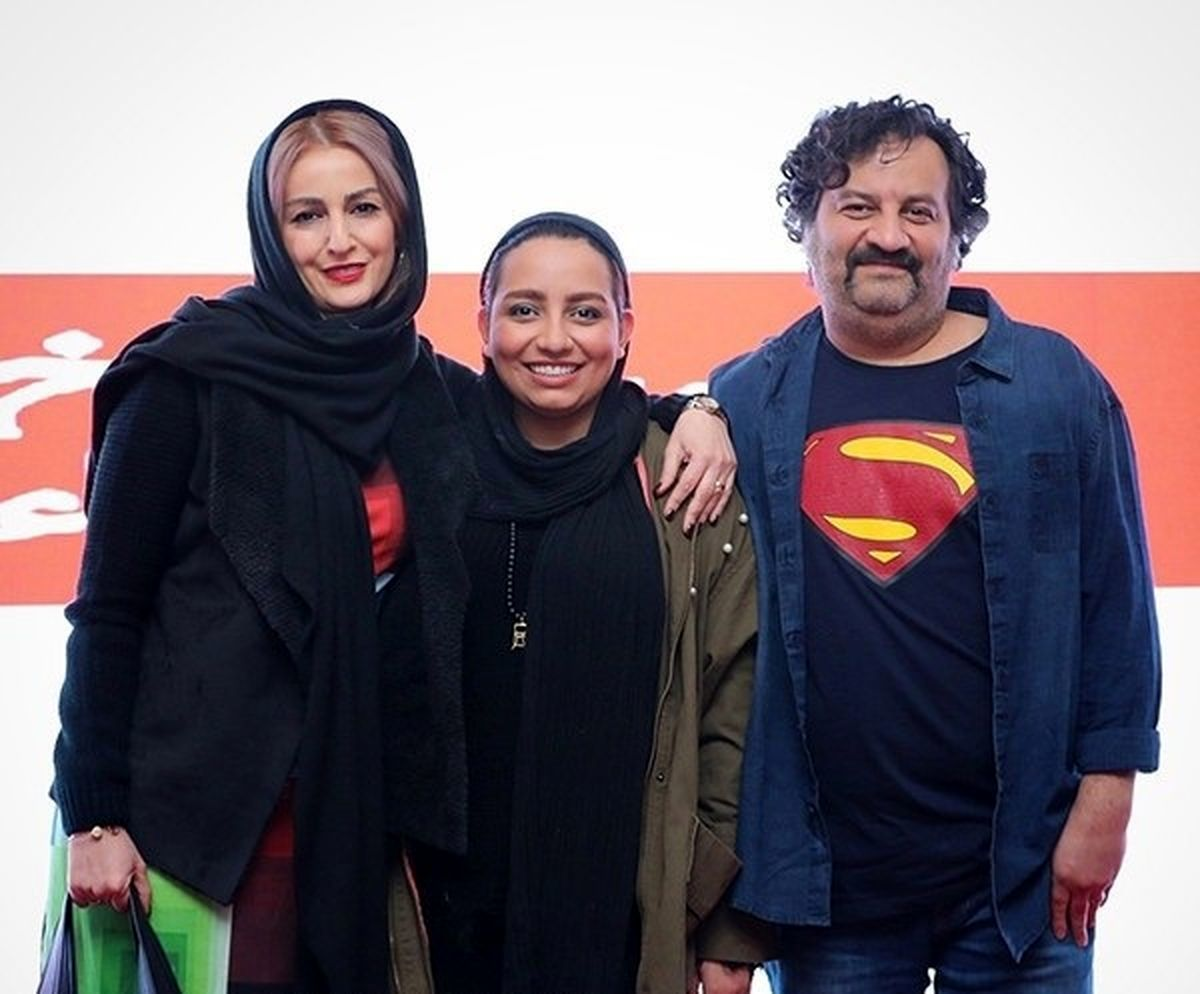 تیپ نیروانا دختر مهراب قاسم خانی سوژه شد + عکس